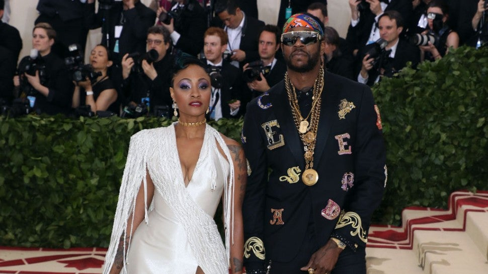 Chainz Marries Kesha Ward