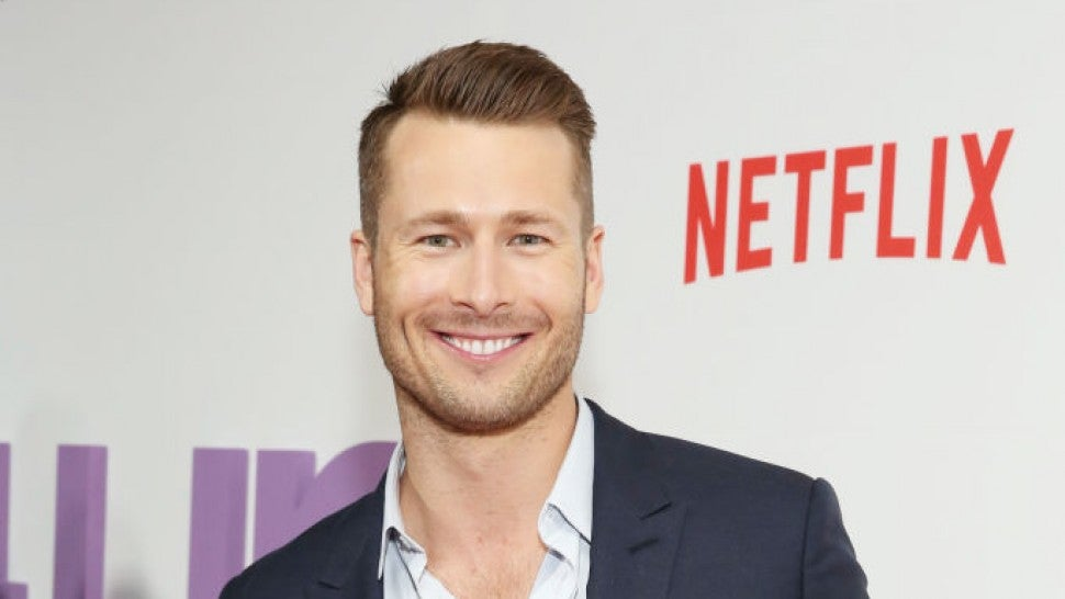 Glen Powell Top Gun 2