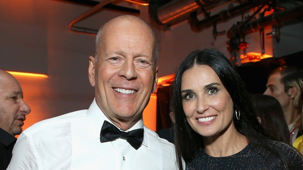 Bruce Willis and Demi Moore Celebrate Daughter Rumer's 30th Birthday Together
