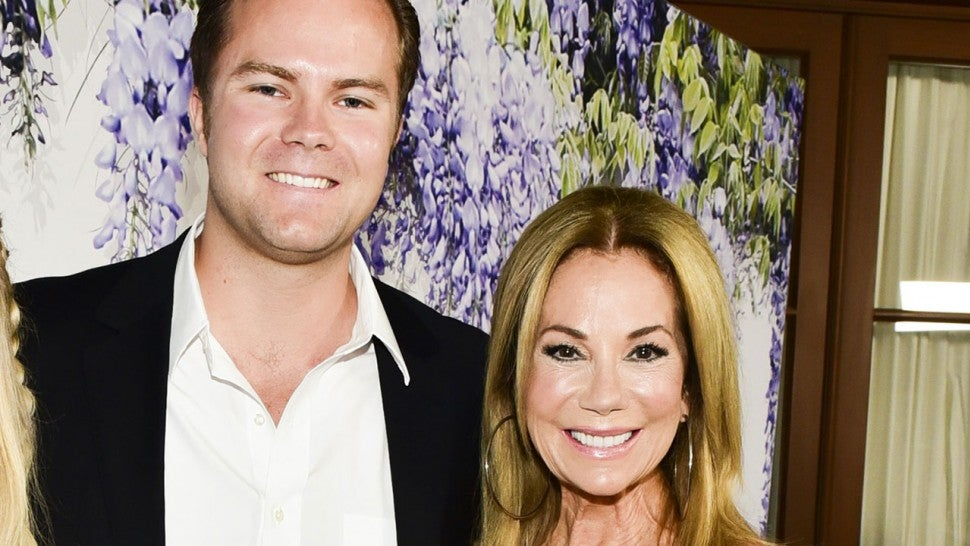 Cody Gifford and Kathie Lee Gifford