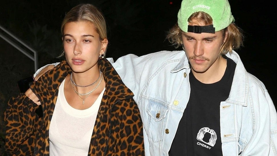 f462ed7ffe40 Hailey Baldwin Just Wore Fall's No. 1 Trend -- Shop Her Look ...