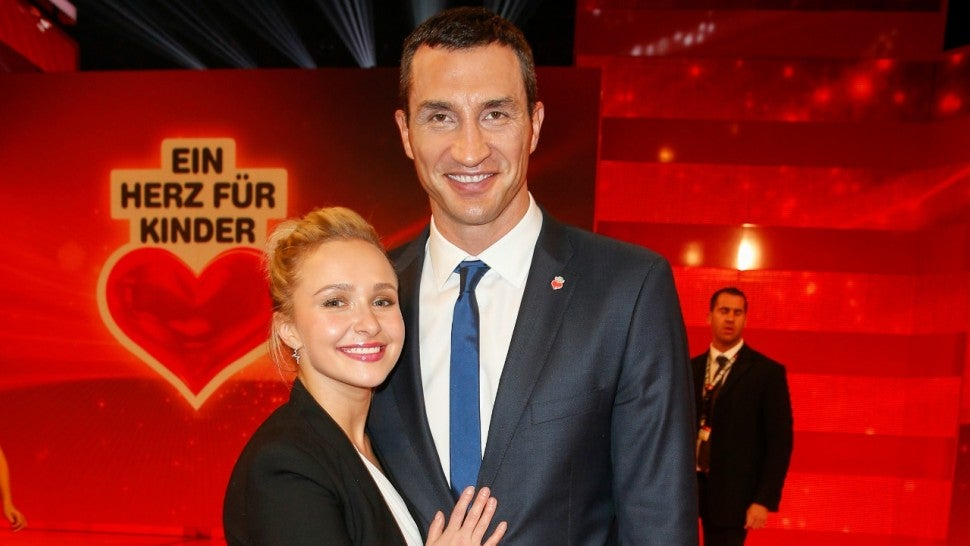 Hayden Panettiere And Fiance Wladimir Klitschko Reportedly Split