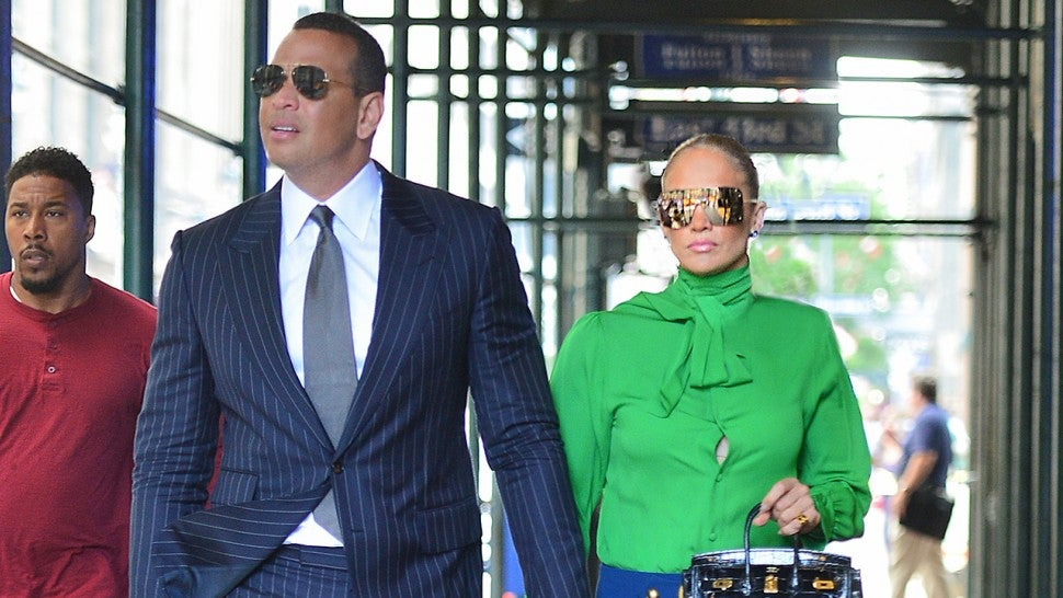 Jennifer Lopez Loves This Blouse Style And It Is So Perfect For Work