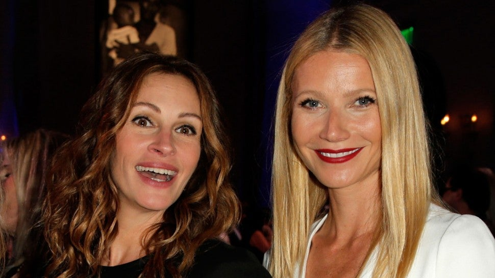 Julia Roberts Gwyneth Paltrow