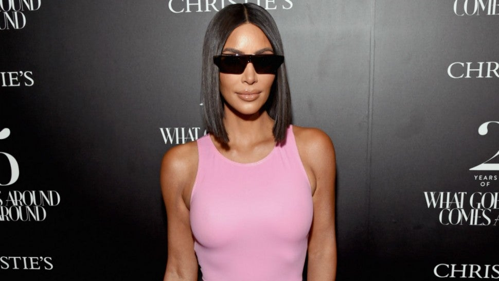 ced4e23565 Kim Kardashian Reveals She s Down to 116 Pounds and Is  Really Proud ...