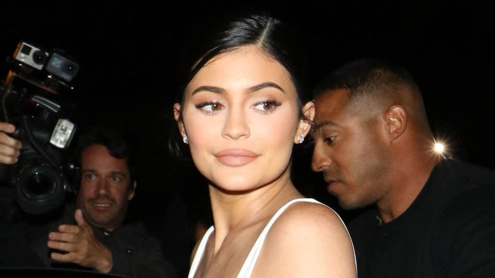 Kylie Jenner in June 2018