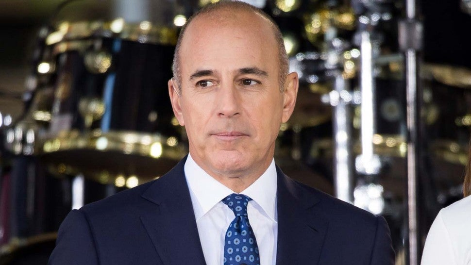 Matt divorce documents show household was come before by Lauers function