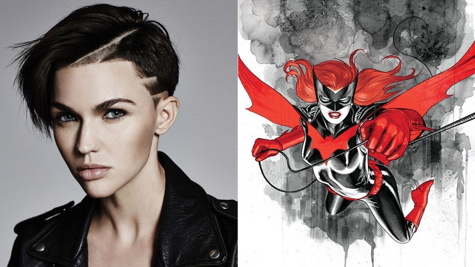 Ruby Rose Addresses Her Batwoman Role: 'I'm an Emotional Wreck'