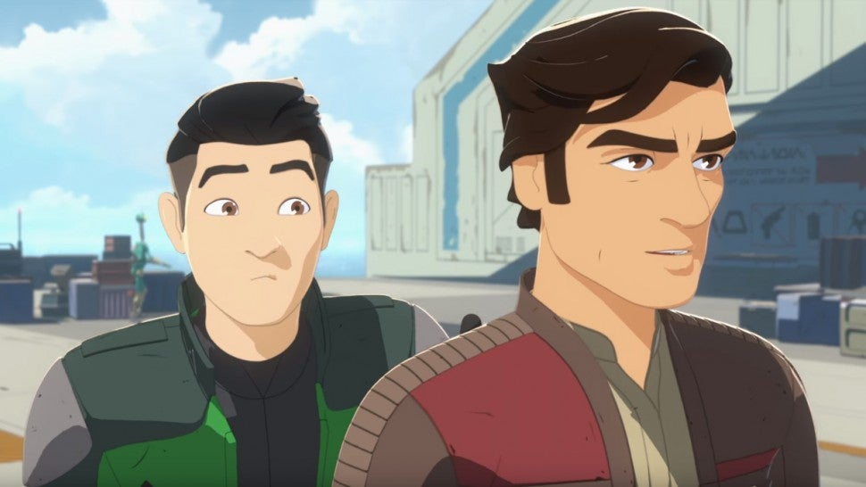 Star Wars Resistance Trailer Released!