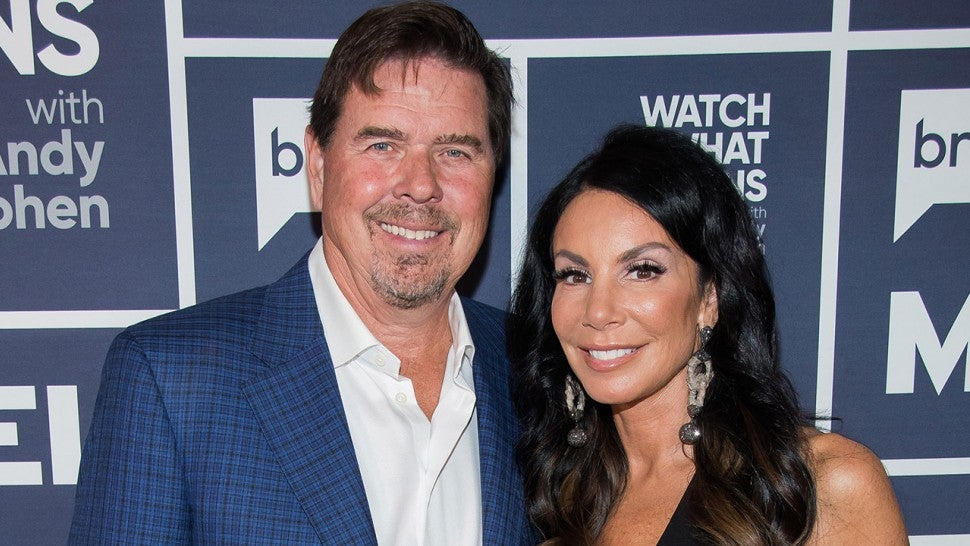 Wayne RHONJ Star Files Restraining Order Against Husband Of 3 Months