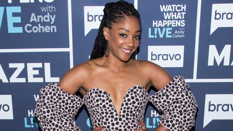 Tiffany Haddish WWHL 2017
