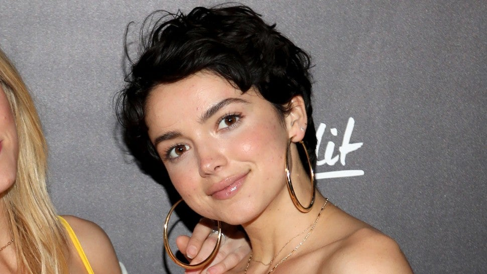 Bekah Martinez at boohoo.com spring collection launch