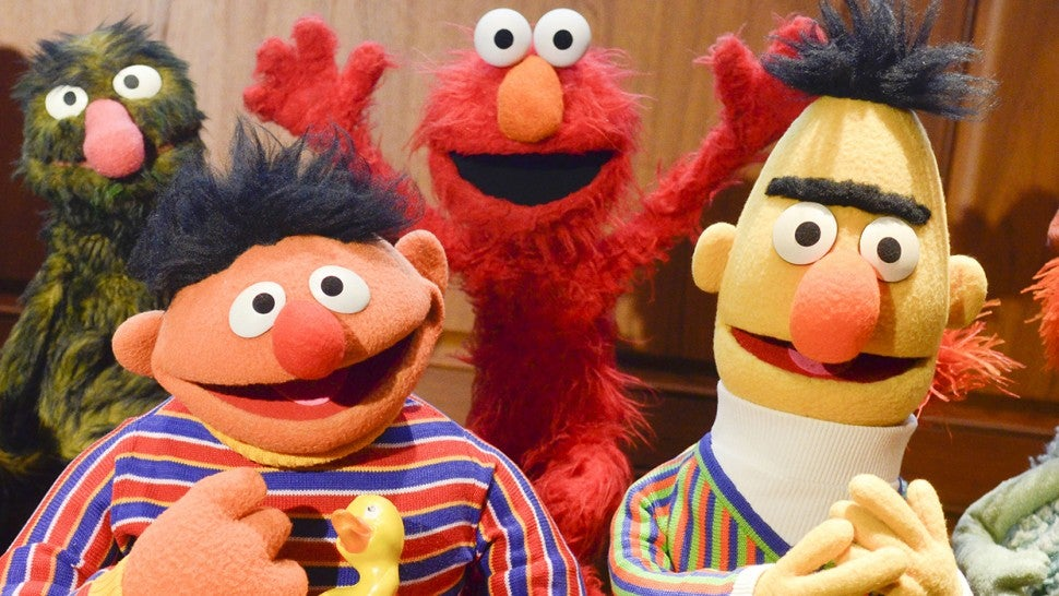 'Sesame Street' writer reveals Bert and Ernie's relationship