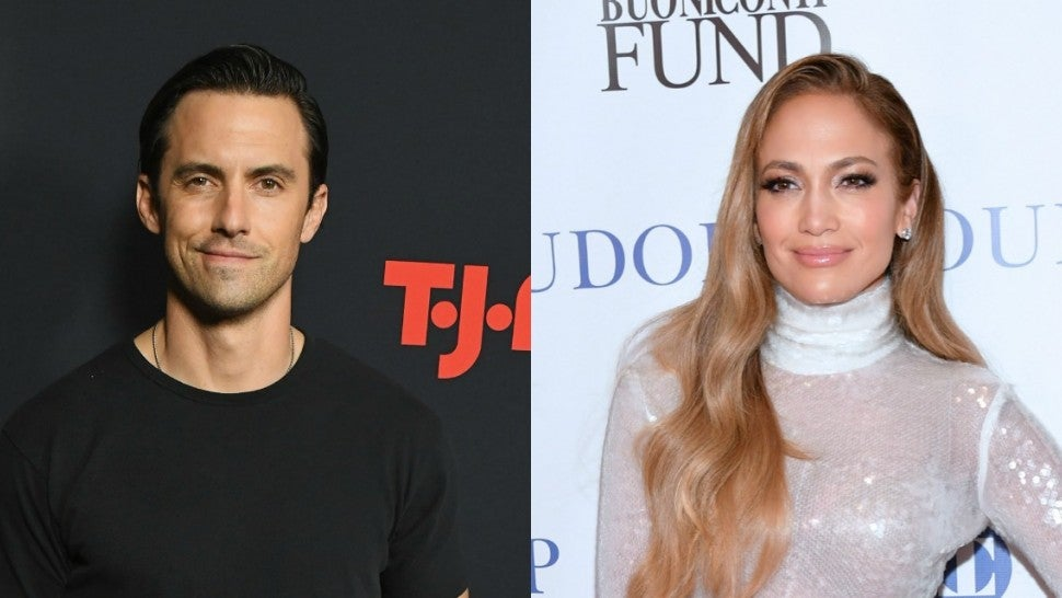 milo ventimiglia joins jennifer lopez in the shower in sexy new second act trailer. Black Bedroom Furniture Sets. Home Design Ideas