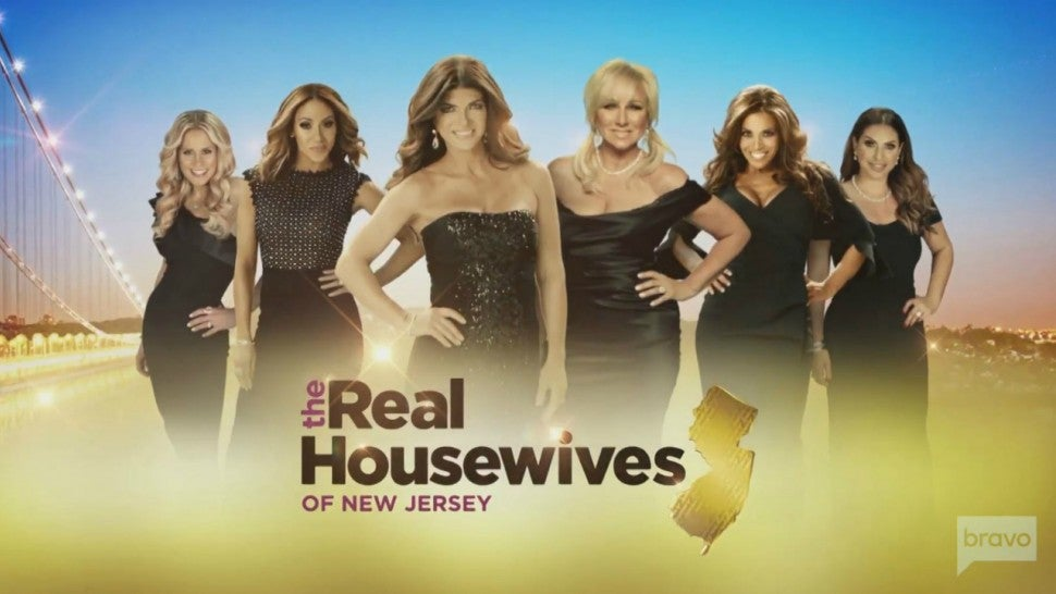 'The Real Housewives of New Jersey' season nine lineup.