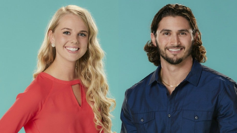 Big Brother' Alums Nicole Franzel and Victor Arroyo Get