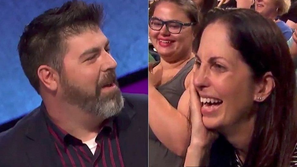 Jeopardy Contestant Wins Hearts and Minds With On-Air Proposal