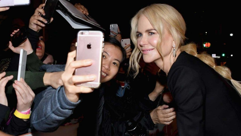 Nicole Kidman at the 2018 Toronto International Film Festival