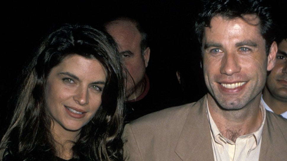 Kirstie Alley Says Kelly Preston Confronted Her for Flirting With John Travolta