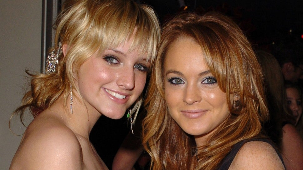 Ashlee Simpson Reveals Her Song \'Boyfriend\' Was About Lindsay Lohan ...