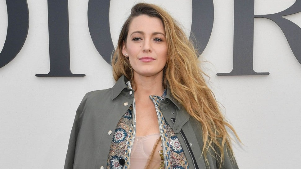 Blake Lively Dior show 1280