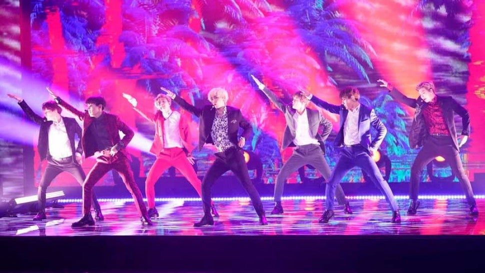 BTS' Feature Film 'Burn the Stage' Gets Release Date -- See