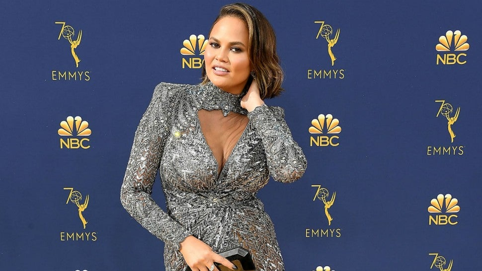 Chrissy Teigen sets the record straight on her last name