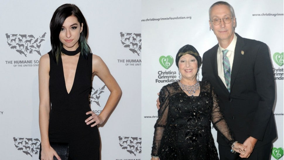 Christina Grimmie's Mom Tina Passes Away, Loses Battle with Cancer