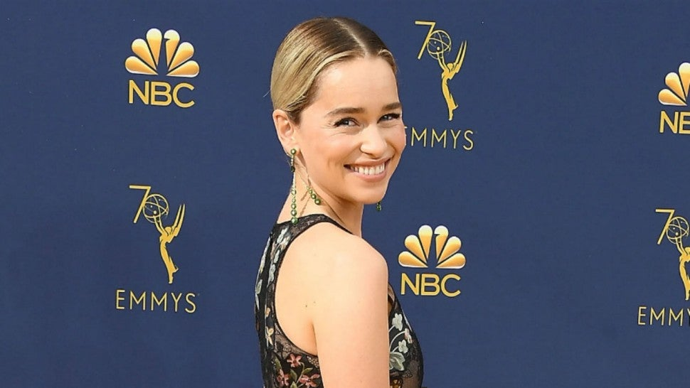 Emilia Clarke Shows Off Her Badass Game of Thrones Tattoo