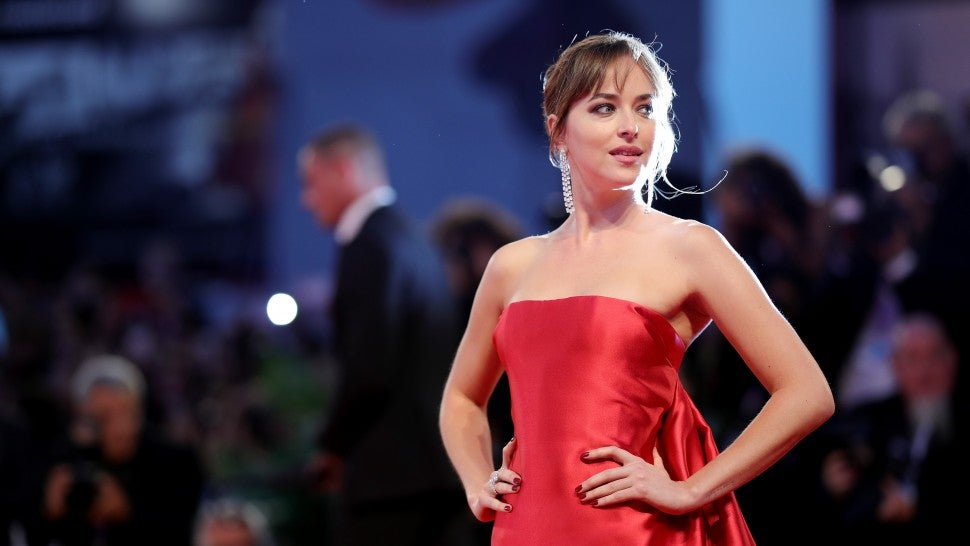 Dakota Johnson Venice Film Festival 2018