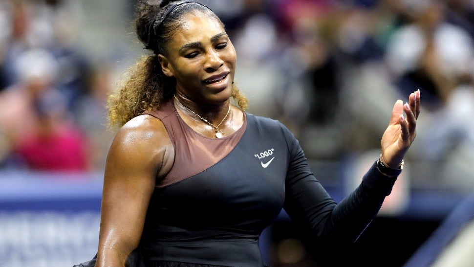 Gettyimages Itok Serena Williams Cries Calls Umpire Thief