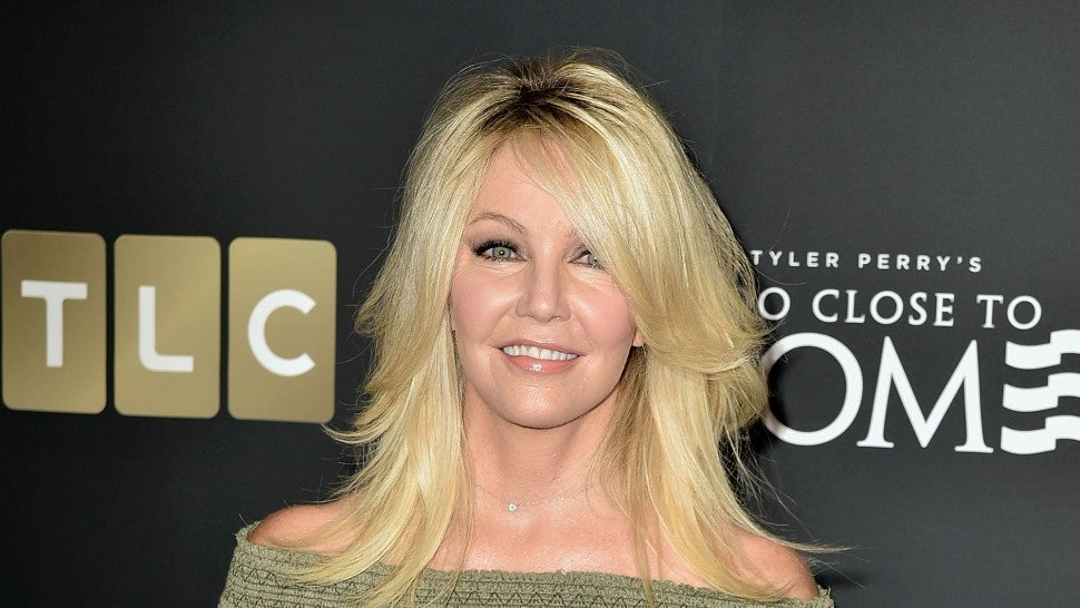Heather Locklear Posts Empowering Message About Addiction and Recovery
