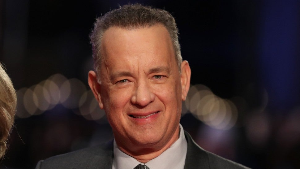 72e089cbd76899 Tom Hanks Is Mister Rogers in New Heartwarming Photo From Biopic ...