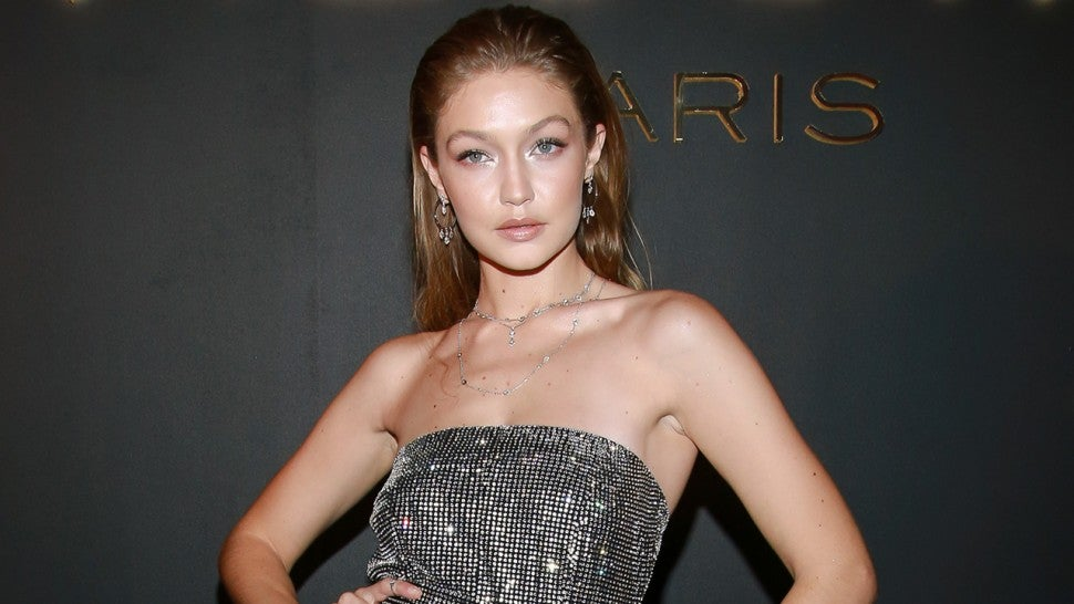 Gigi Hadid at Messika jewelry event NYFW 1280