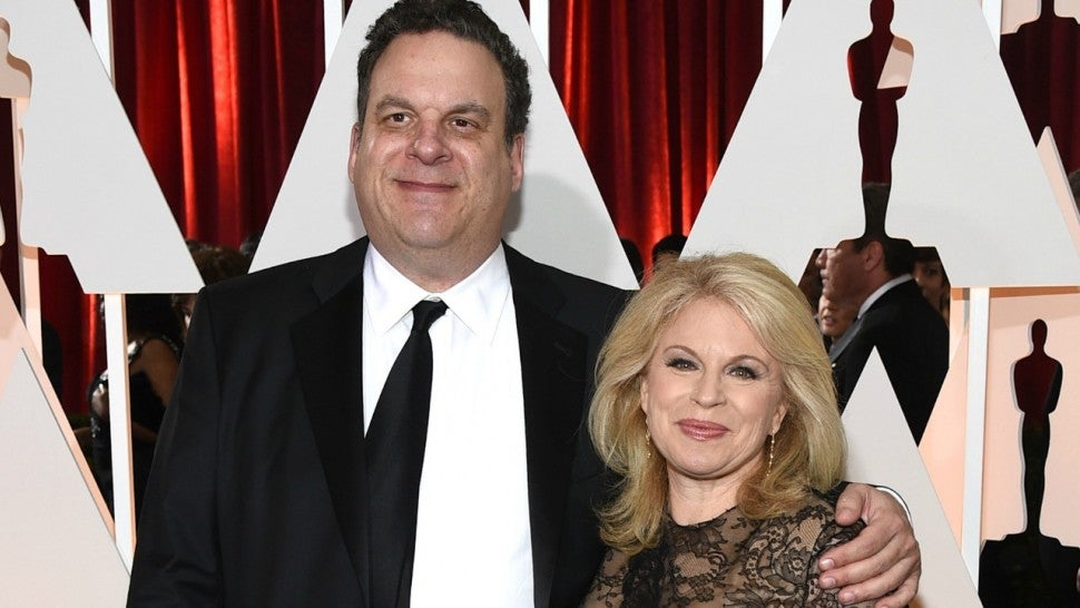 Jeff Garlin and wife Marla