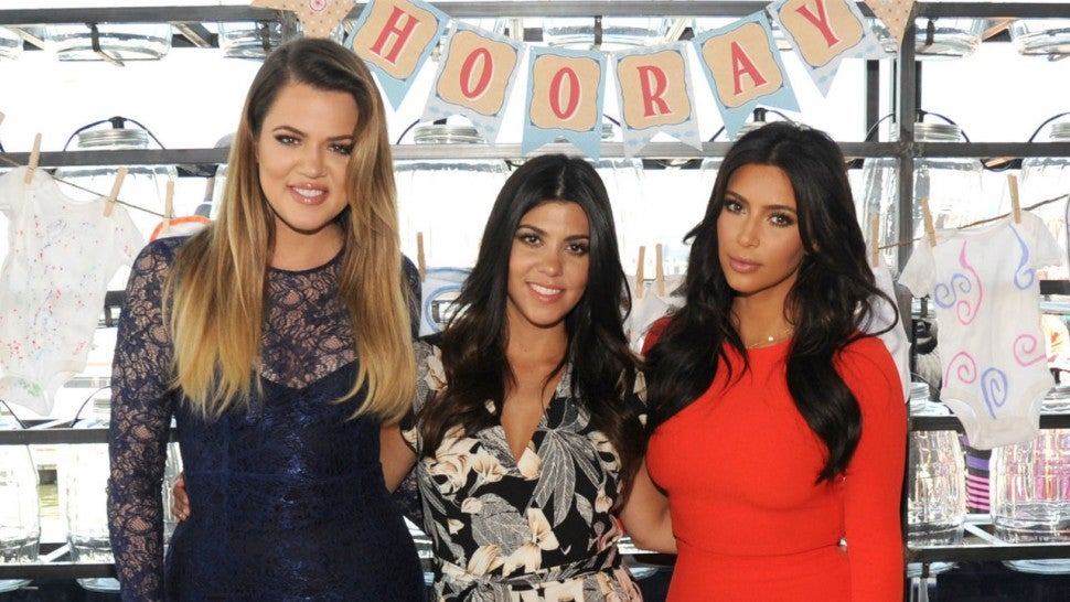 The Kardashian sisters re-emerge and look more gorgeous