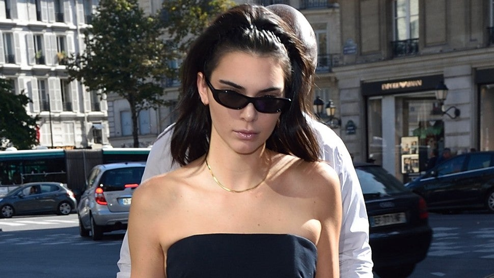 Kendall Jenner Is Making This '90s Hair Accessory Cool Again