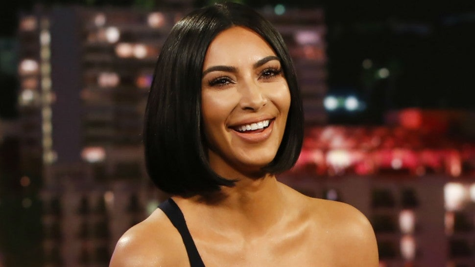 aaec174a0af Kim Kardashian Proves Saint and Chicago West Are Seriously Best ...