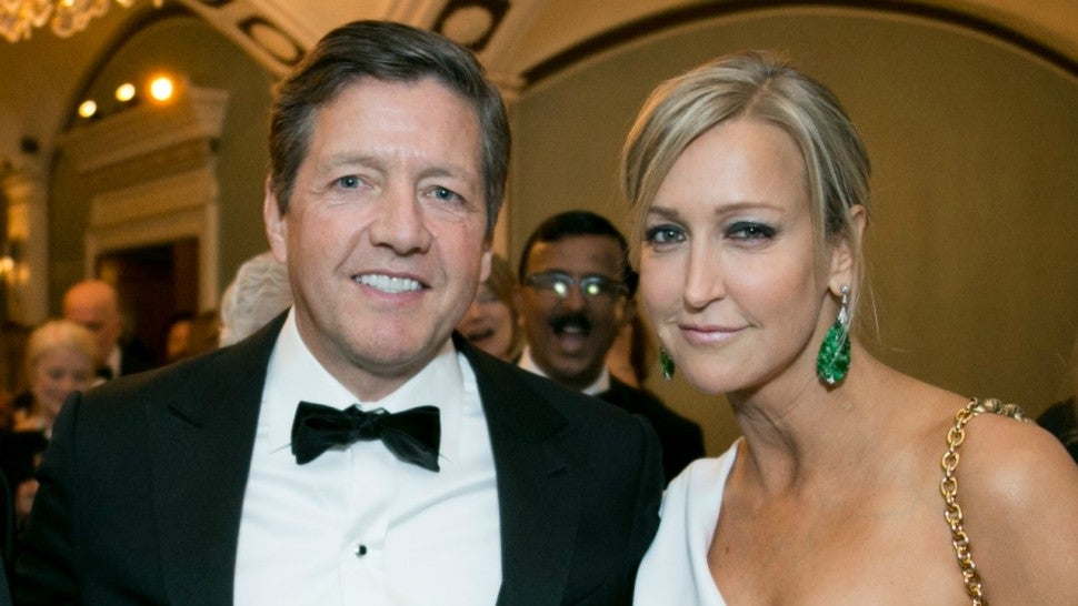 'Good Morning America' co-host Lara Spencer weds Rick McVey