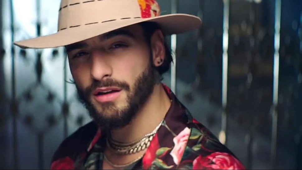 Maluma Brings The Heat A Look Back At His Sexiest Music