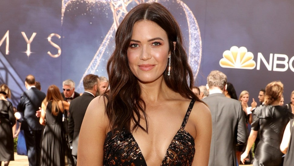 Mandy Moore Performed A Song With Her Husband At Their Wedding