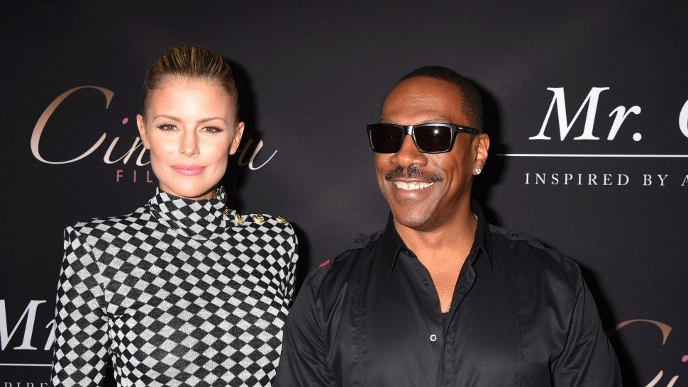 Eddie Murphy Engaged to Girlfriend Paige Butcher Who's Having His 10th Child