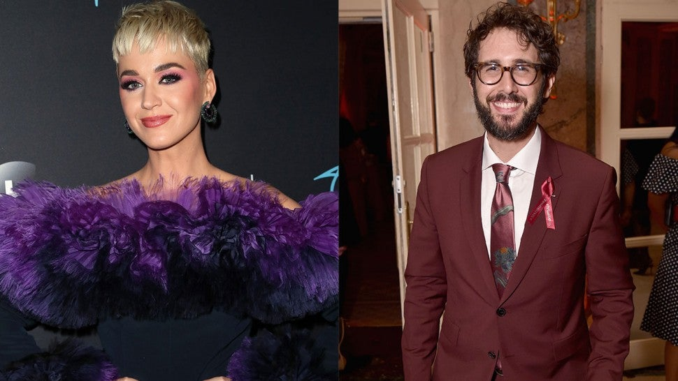 Who is katy perry currently hookup 2018