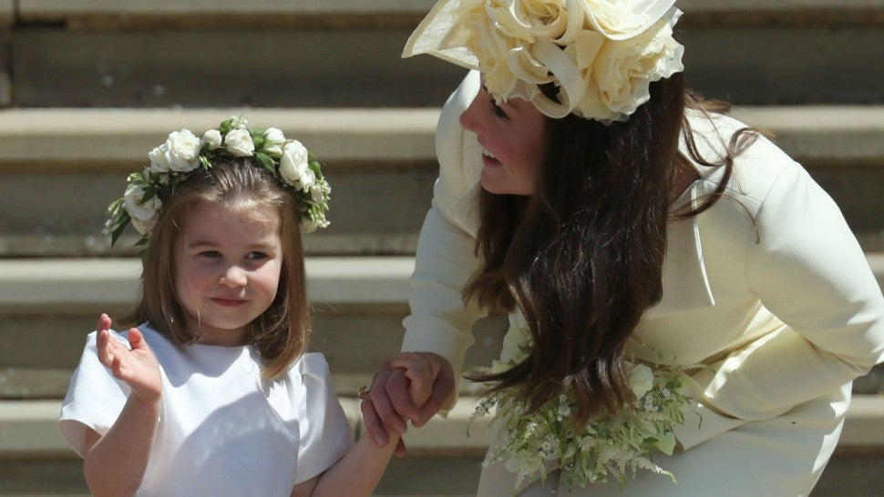 Prince George & Princess Charlotte Steal the Show