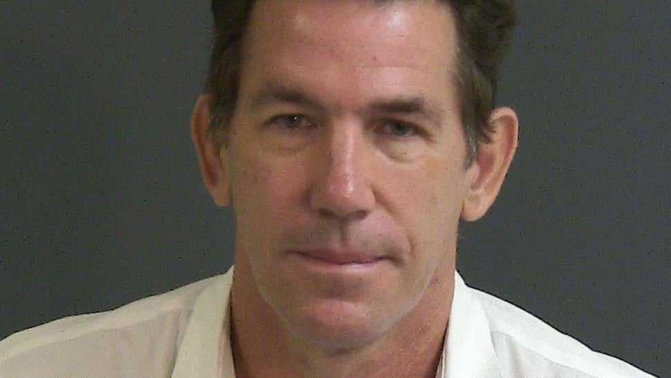 Southern Charm' Star Thomas Ravenel Arrested and Charged With