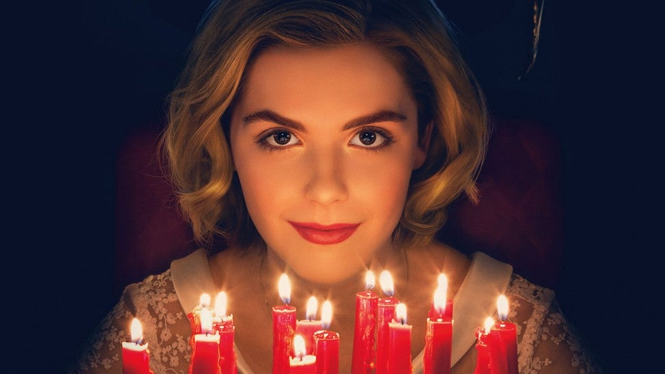 Netflix Unveils Terrifying First Trailer For Chilling Adventures of Sabrina