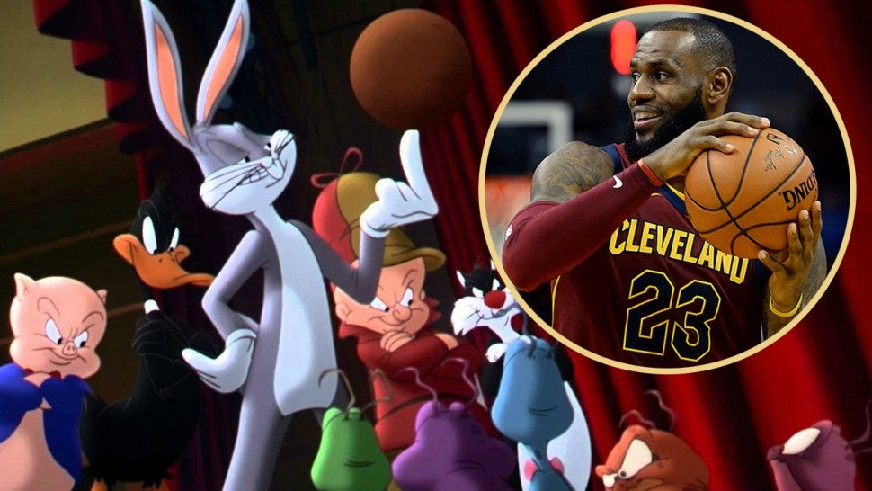 b82f34f6e88 LeBron James-Led  Space Jam 2  Moving Forward With Ryan Coogler Producing