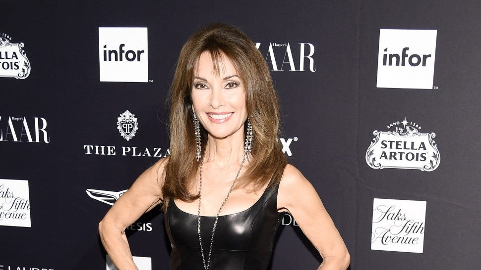 Susan Lucci attends Harper's BAZAAR ICONS at The Plaza Hotel on September 7, 2018