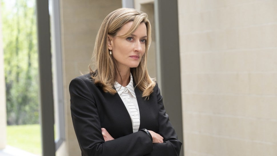 the first' star natascha mcelhone on the challenge of