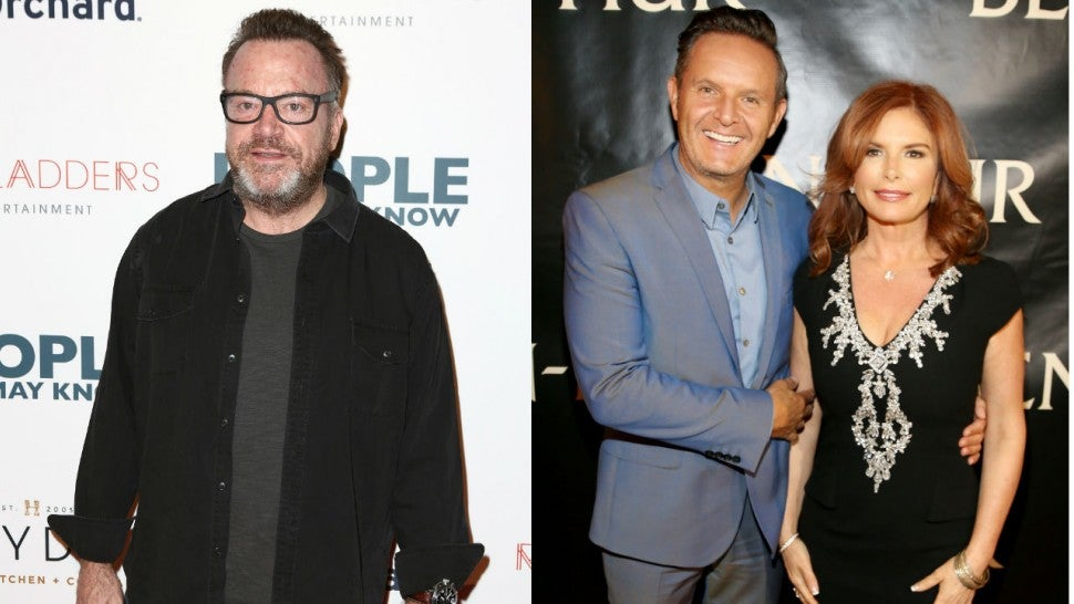 Tom Arnold & Mark Burnett got into a fist fight over Donald Trump